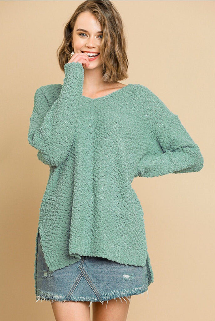 Soft Knit Solid Sweater