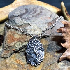 Infinity Tree Necklace