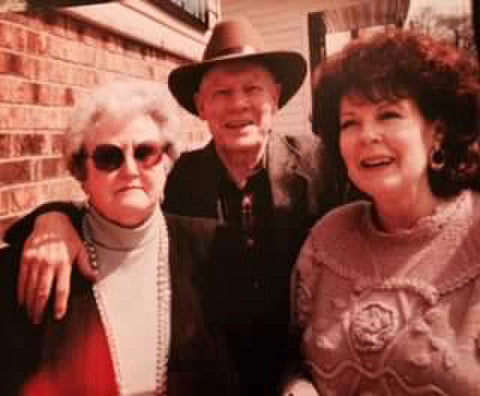 Mom, Dad and Aunt Mary