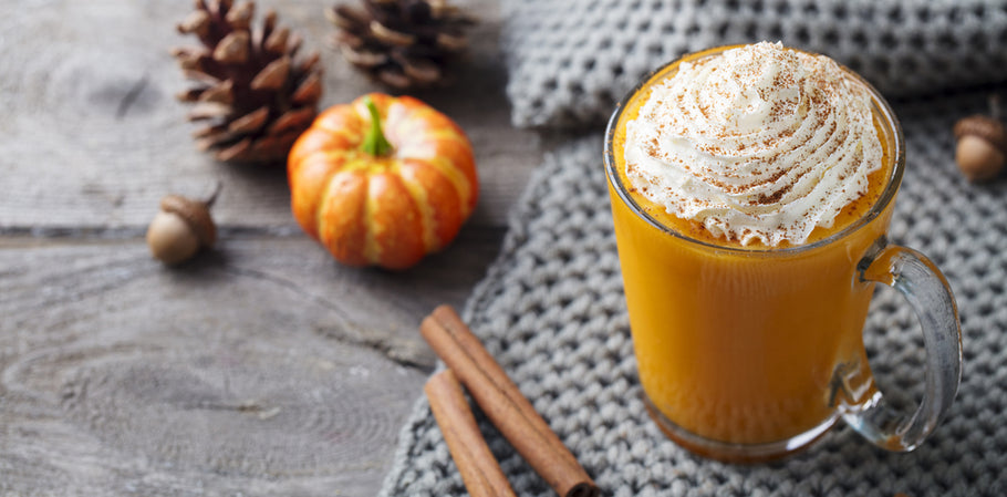 Protein Pumpkin Spiced Latte