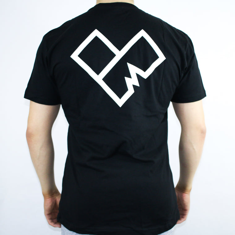 The Essential Tee - Onyx