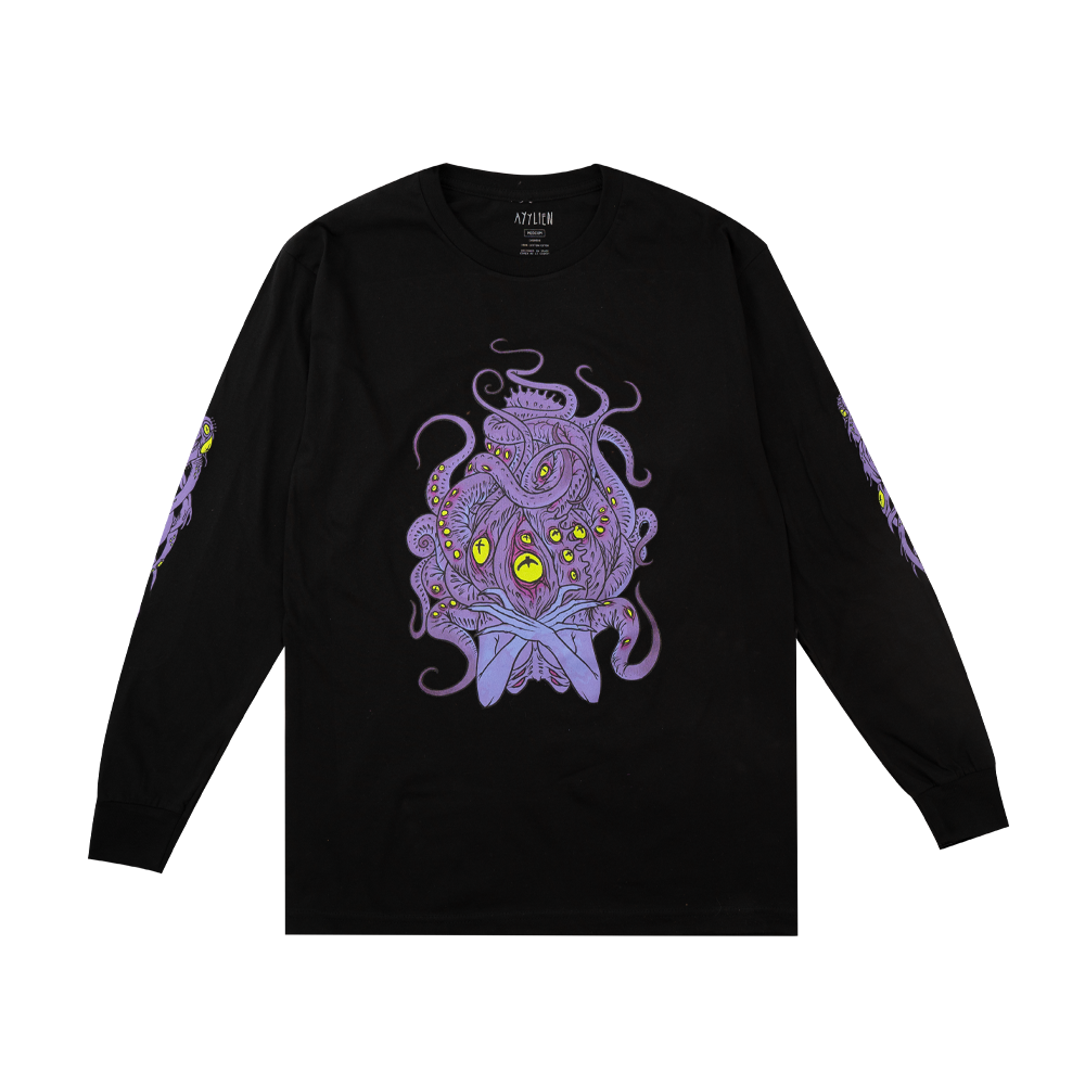 The Queen Of Mensis Long Sleeve Tee