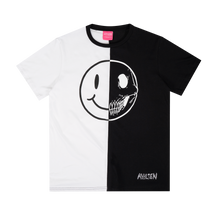 Split Smiley Tee