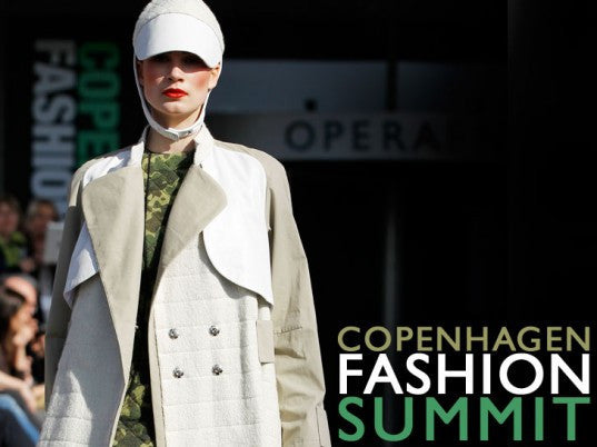 Responsible Innovation At Copenhagen Fashion Summit