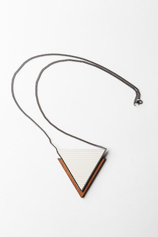 Fuksas Earring - brown