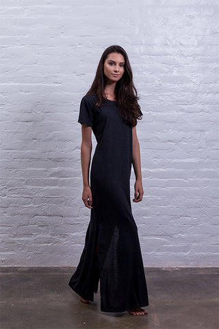 Baggy dress black