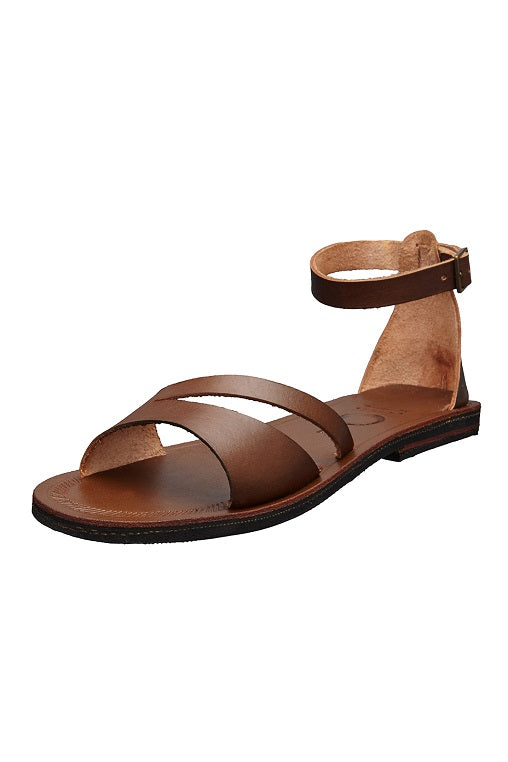 búzios brown sandals caboclo leather
