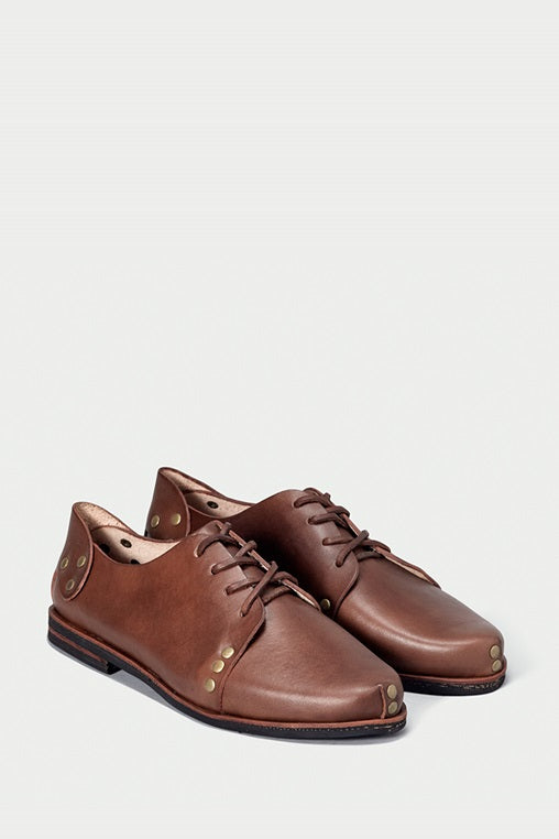 shoe 27 caboclo brown boots leather sustainable