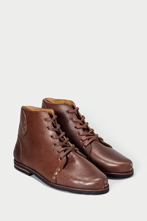 shoe 28 caboclo brown boots leather sustainable
