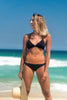 búzios bikini black lille beachwear biodegradable sustainable