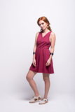 ada_jumpsuit_burgundy_short_v_neck_cut_ana_side