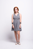 ada_jumpsuit_grey_short_v_neck_cut_ana_front