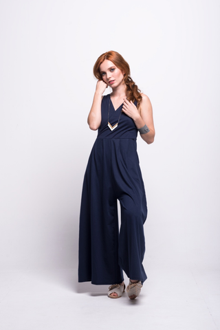 Ana Jumpsuit Black