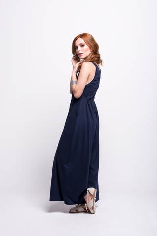 ada_jumpsuit_navy_long_ana_v_neck_side