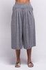 lois culotte pants grey ada sustainable organic cotton front
