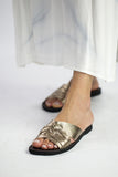Frida Aurea Sandals