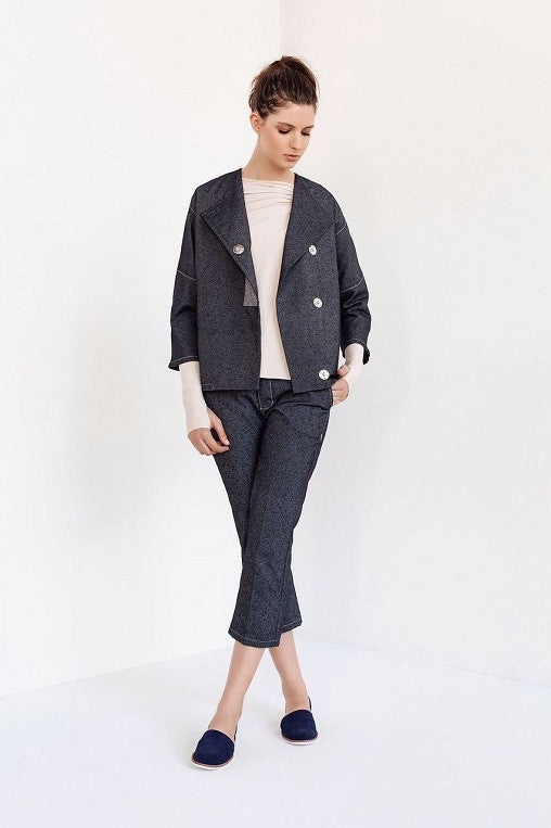 karman jacket cotton envido pet sustainable