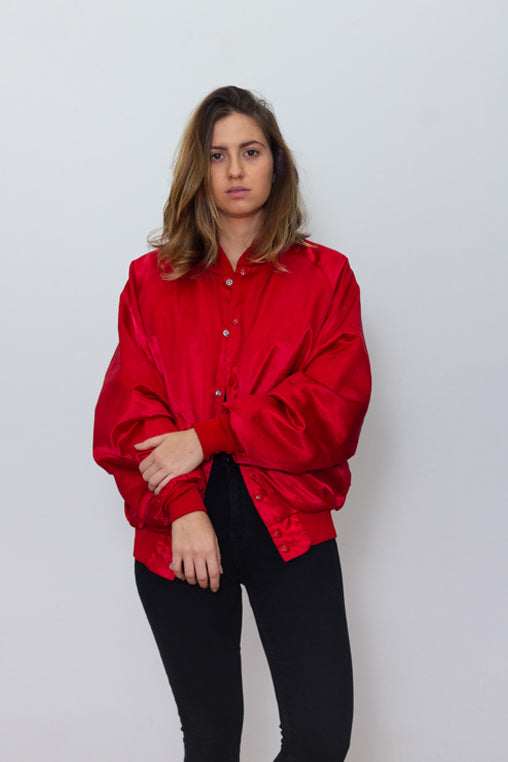 Louie Bomber Jacket