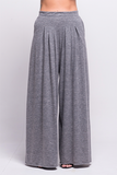 lois long pants grey ada sustainable organic cotton front