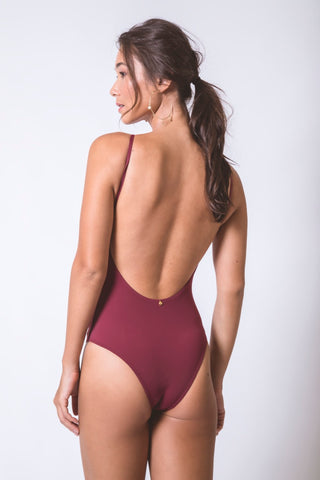 Grenat Bathing Suit
