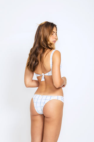 Checkered Bikini Bottom