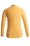 yellow deco envido shirt long sleeve sustainable biodegradable back