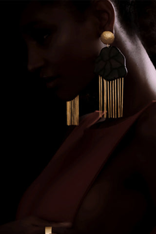 Earrings Aridity