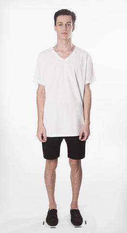 Tshirt Basic Fit - White
