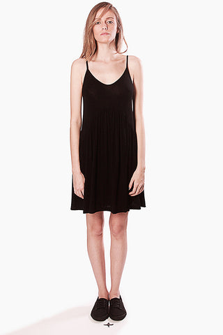 Step dress black