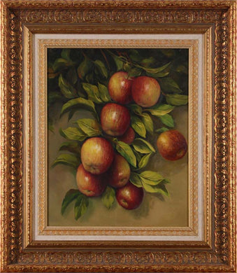 Oil Painting Apples