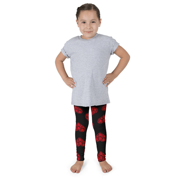 You Have My Heart Kid's leggings
