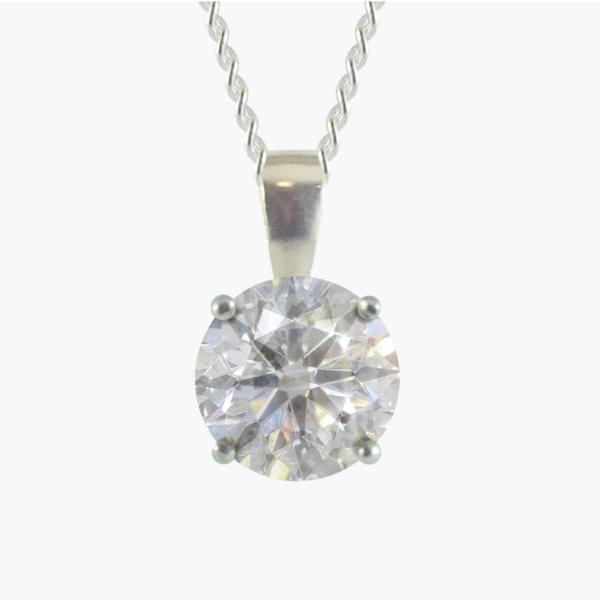 Eternal Pendant (Diamond Cut)