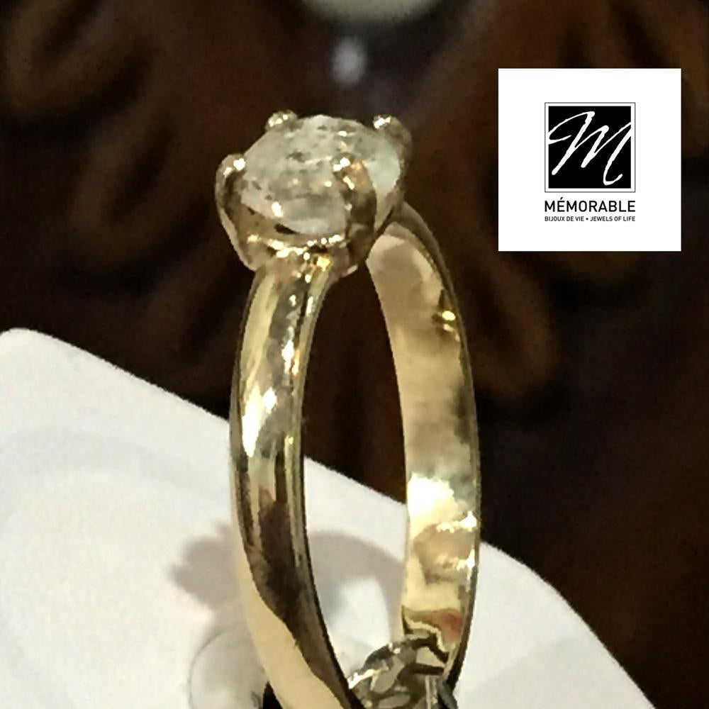 Eternal Ring (Diamond Cut)