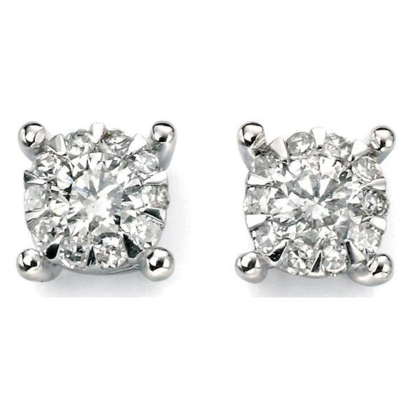 Eternal Earrings (Diamond Cut)
