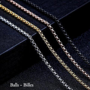Ball Style Chain