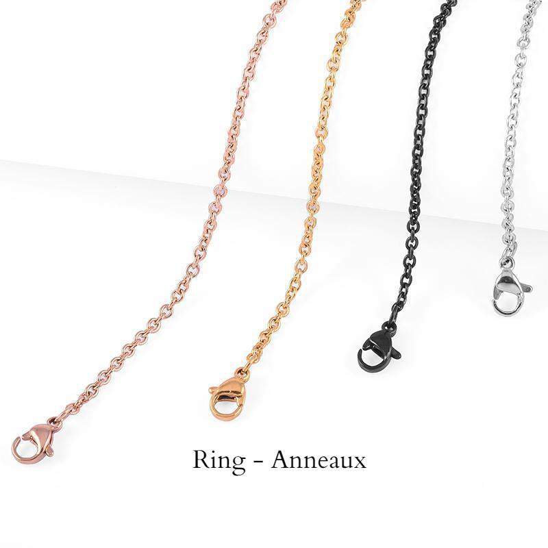 Rings Style Chain
