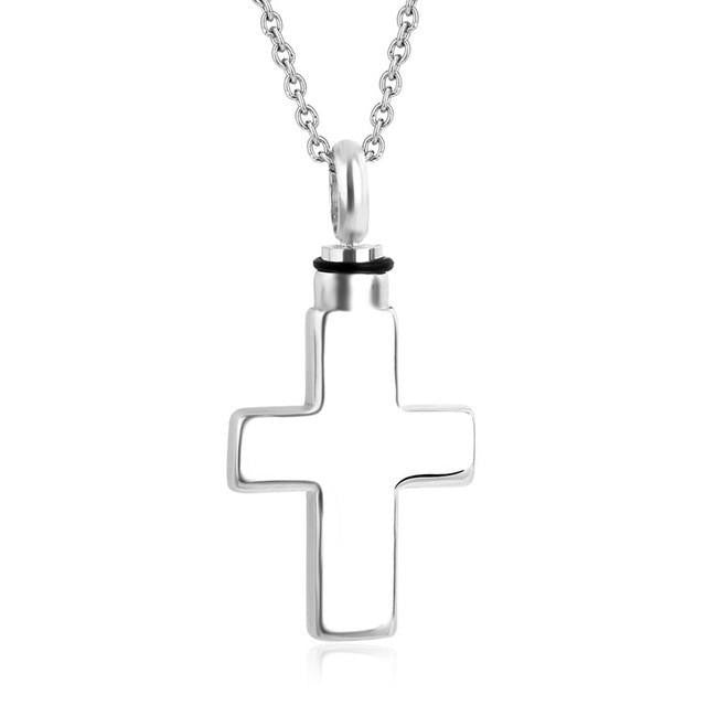 Little Silver Cross