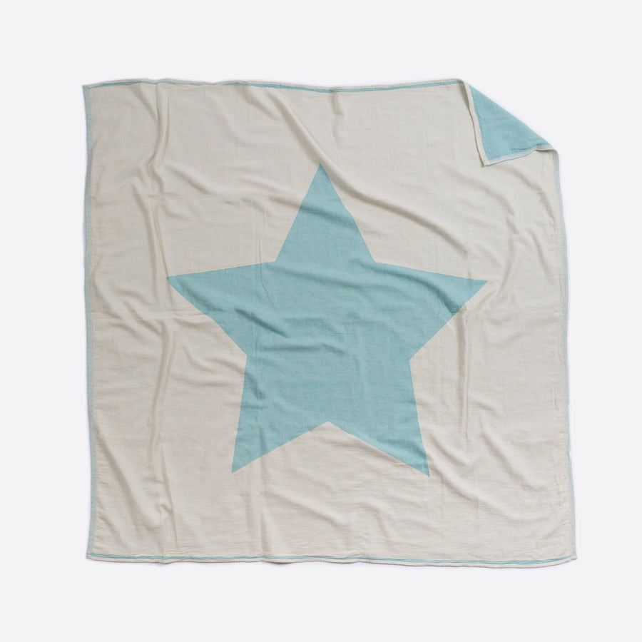 Mint North Star Blanket