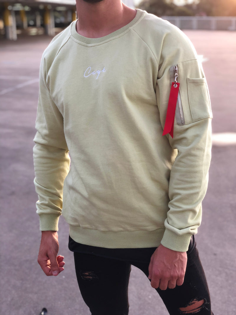Signature Crew Jumper