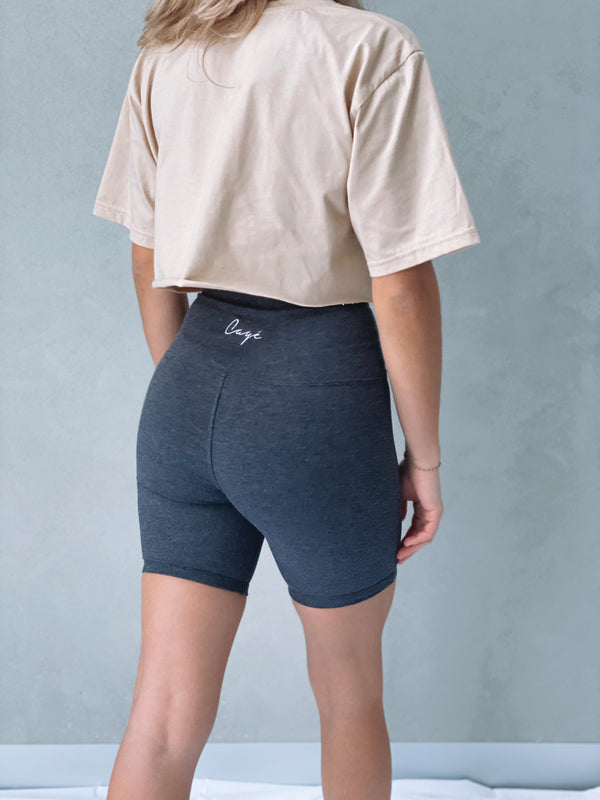Signature Bike Shorts - Misty