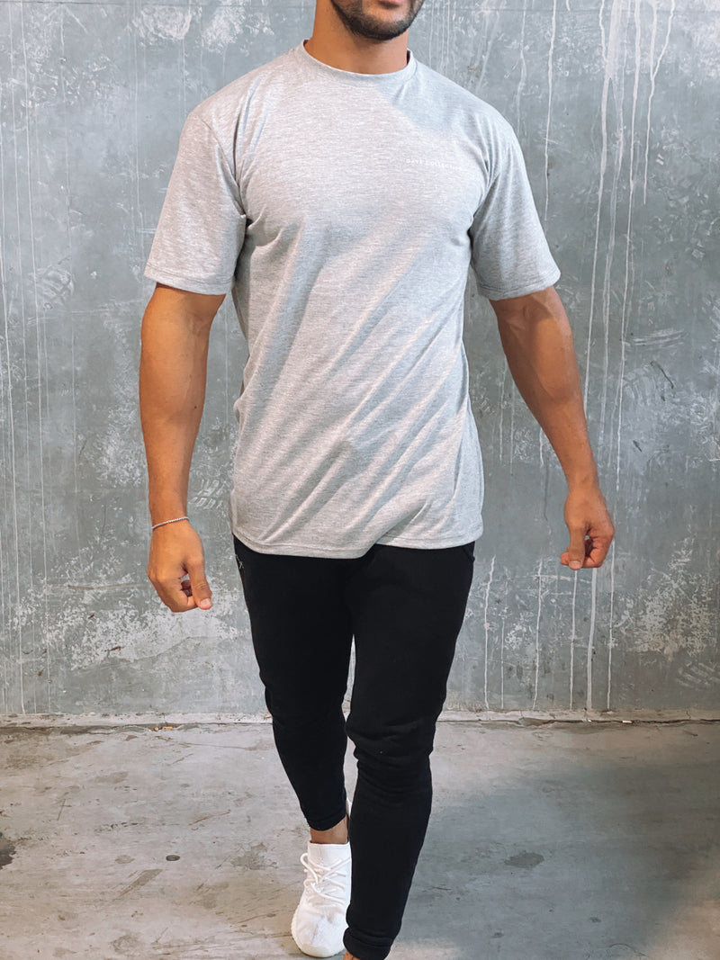 Relaxed Fit Classic T-Shirt - Grey