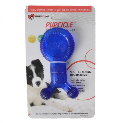 SmartPetLove Pupcicle Teething Aid - Blue