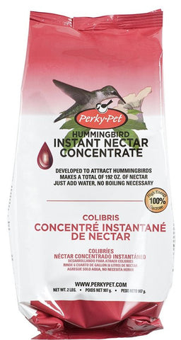 Perky Pet Hummingbird Concentrated Instant Nectar