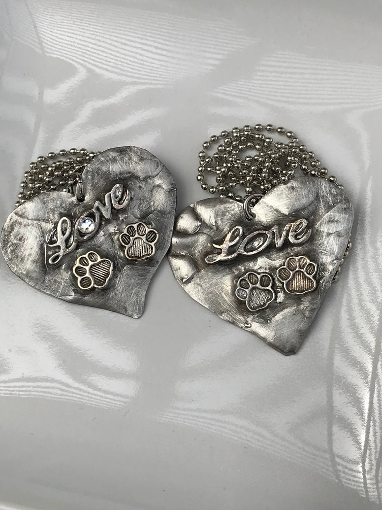 Love and Paw Charms