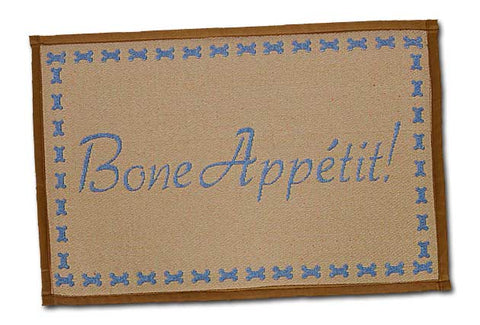 LOVING PETS PRODUCTS BONE APPETITE BELLA FASHION MAT