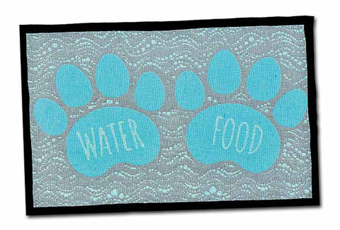 LOVING PETS PRODUCTS FOOD AND WATER BELLA FASHION MAT