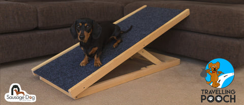 DachRamp by Sausage Dog Central