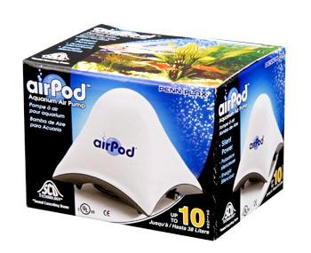 Air Pod Pump for 10 Gallon Aquariums