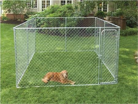 2 In 1 Dog Kennel