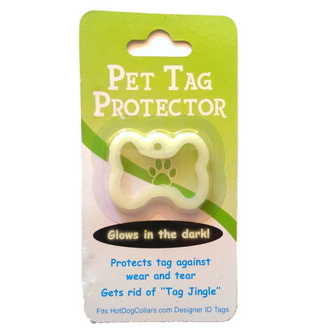 DOG TAG BONE SILENCER